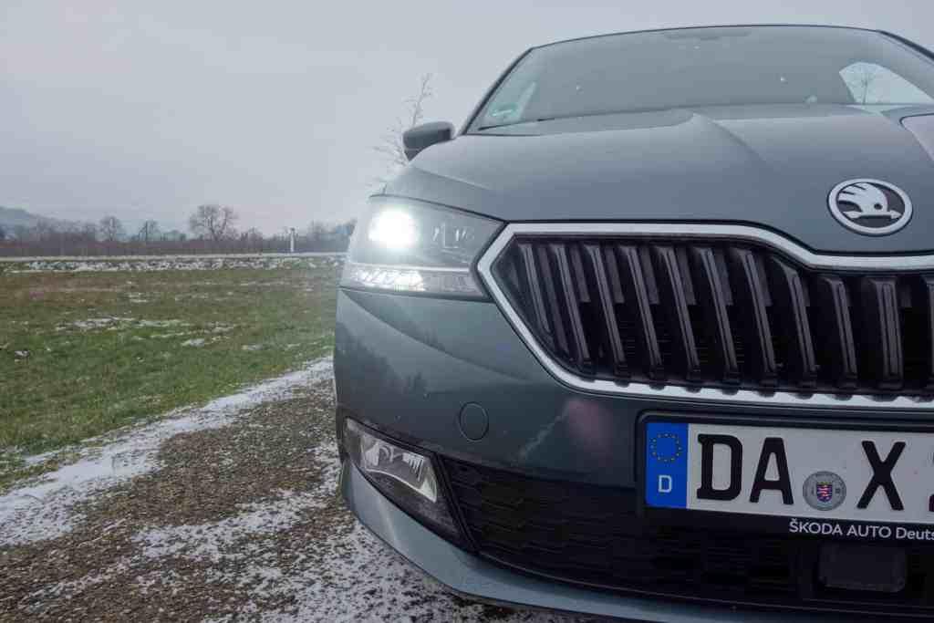 """Škoda Fabia """"Style"""""""