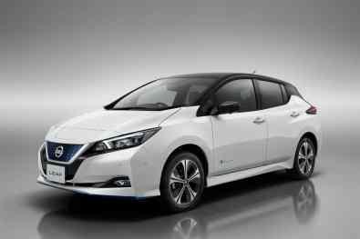 Limitierter Nissan Leaf 3.ZERO e+