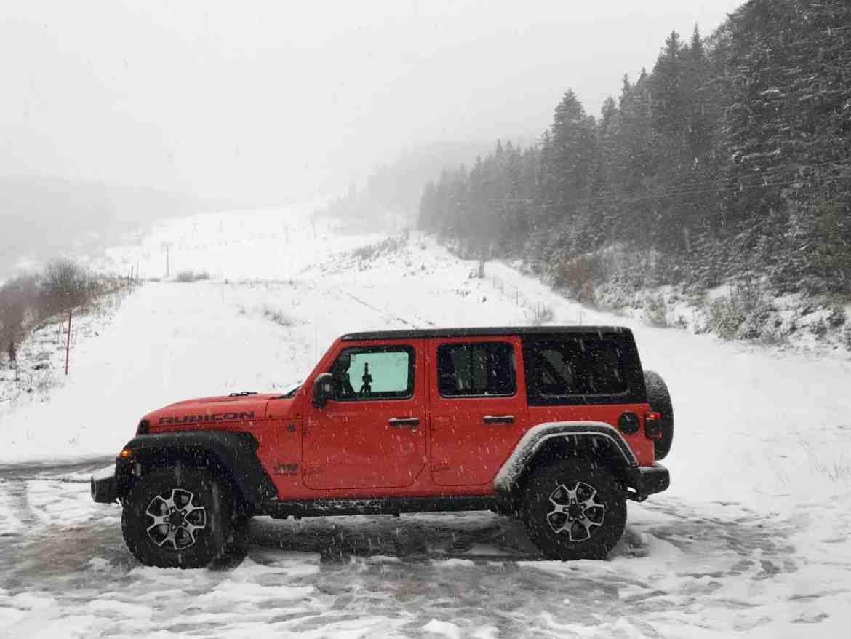 "Jeep Wrangler ""Rubicon"" Unlimited (JL)"