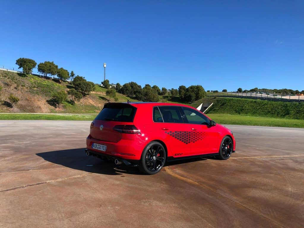 2019 Golf GTI TCR