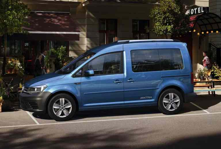 Volkswagen Caddy Xtra