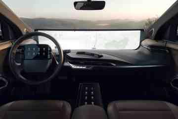 CES 2019: Byton zeigt Serien-Cockpit des M-Byte