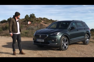 Seat Tarraco, Jan Weizenecker