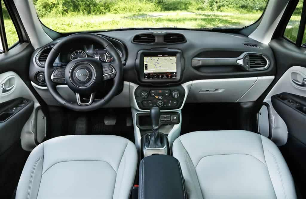 """Jeep Renegade """"Limited"""" 1.3 T-GDI (150 PS) - Fahrbericht im Video"""