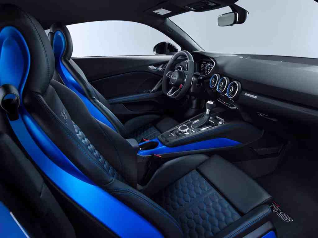 Audi TT RS Coupe / TT RS Roadster