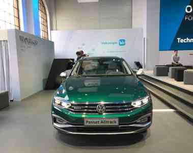 VW Passat Facelift B8 (2019)