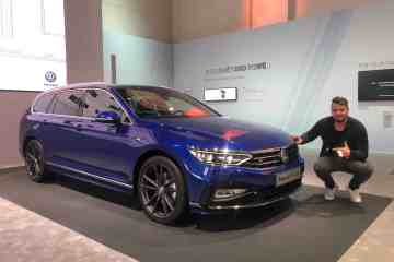 VW Passat Facelift B8 (2019) , Jan Weizenecker