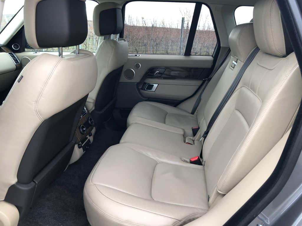 Range Rover mit Plug-in-Hybrid-Antrieb