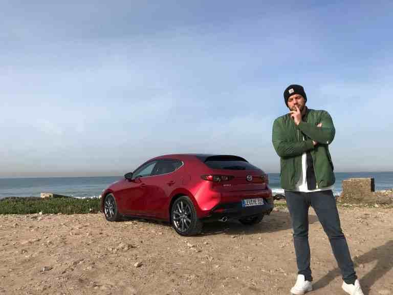Mazda 3, Jan Weizenecker