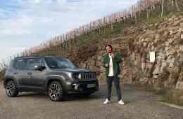 """Jeep Renegade """"Limited"""" 1.3L ,Jan Weizenecker"""