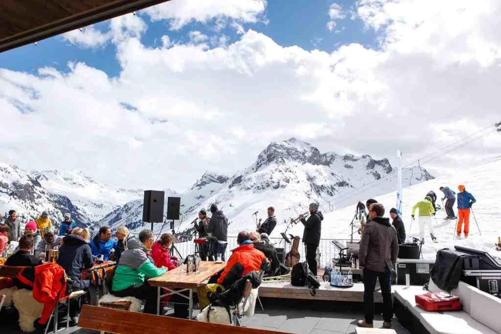 Der Arlberg rockt