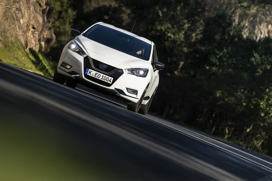 Nissan Micra N-Sport (2019)