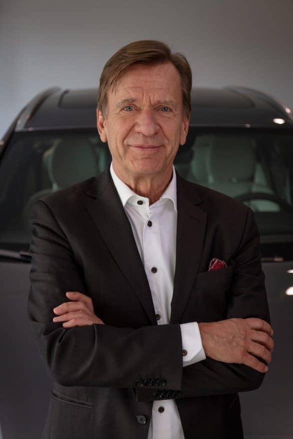 Håkan Samuelsson, Volvo Cars President & Chief Executive