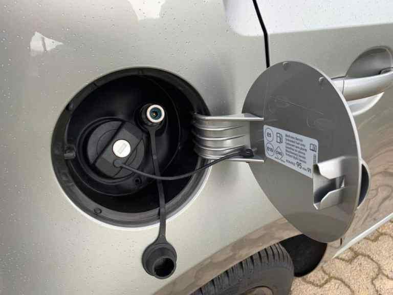 Skoda Citigo mit Erdgasantrieb