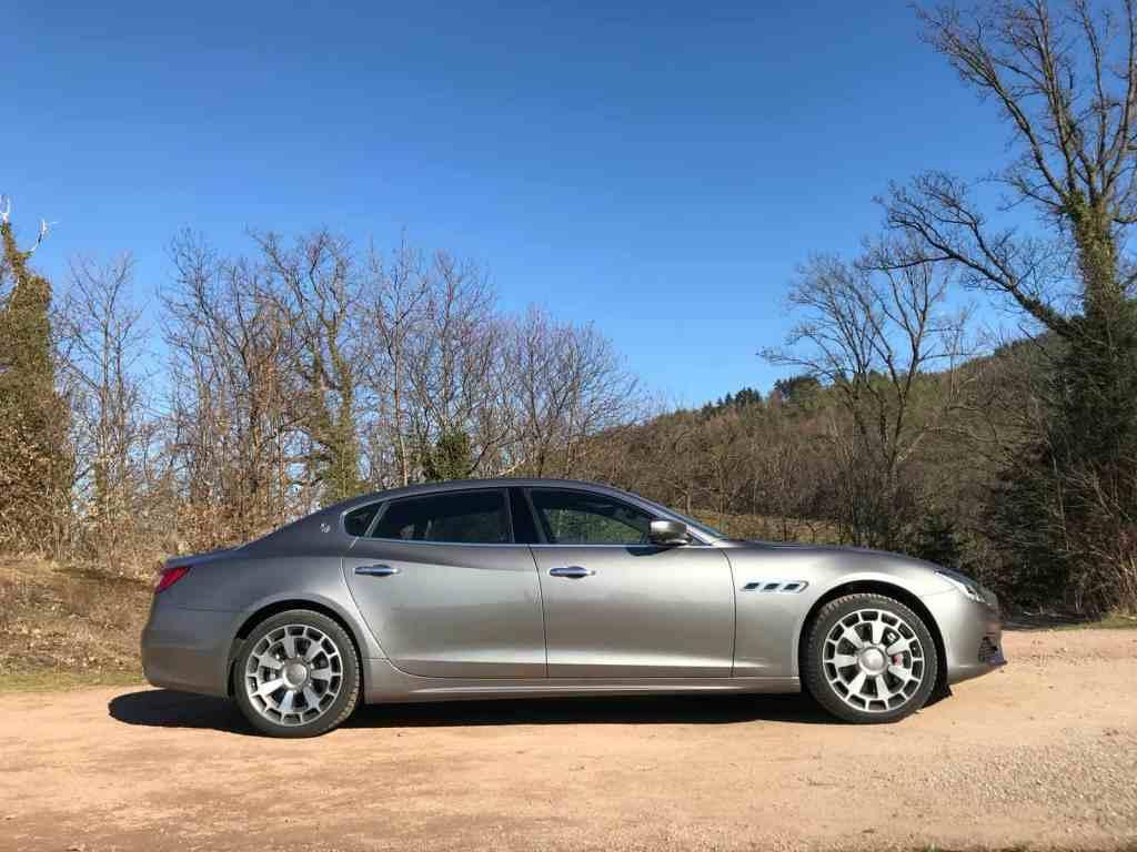 Maserati Quattroporte GranLusso SQ4