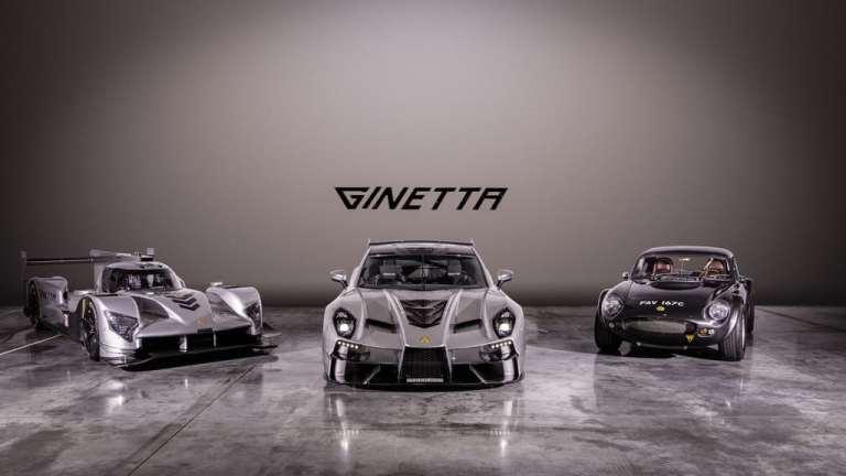 Supersportwagen von Ginetta