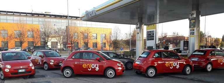 FCA und ENI präsentieren Kraftstoff A20 zur Reduzierung der Emissionena