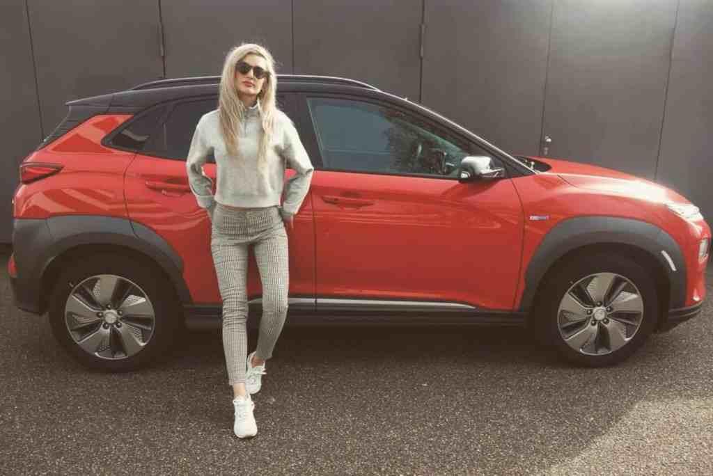 Hyundai Kona, Nina Weizenecker