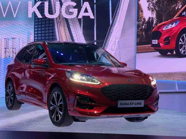 Weltpremiere Ford Kuga
