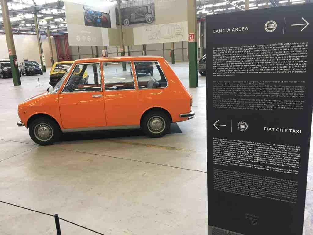 FCA eröffnet historischen Autotempel in Turin