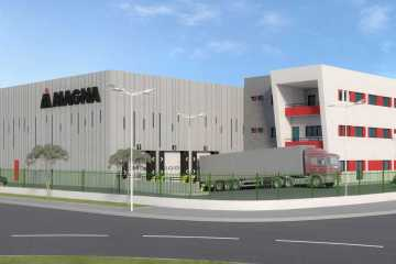 Greenfield manufacturing plant being built in Kenitra, Morocco