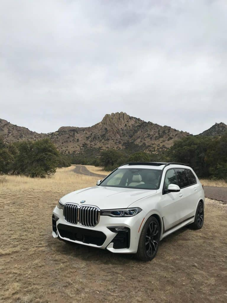 "2019 BMW X7 xDrive 50i (V8, 462 PS) ""M-Sport"""