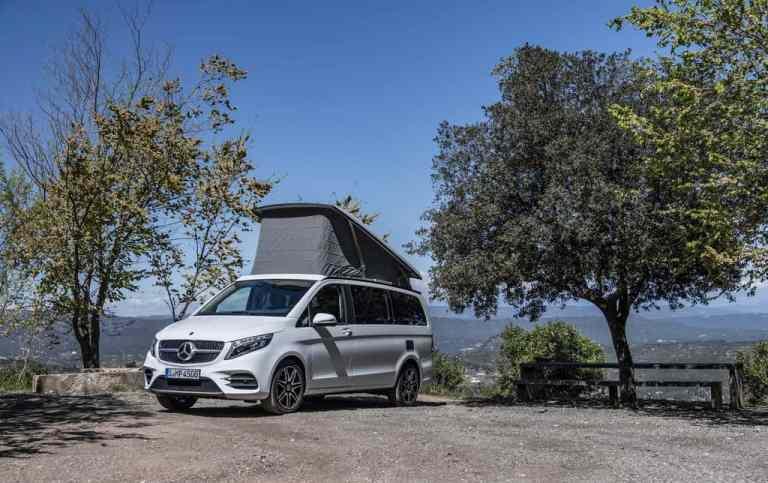 Der neue Mercedes Marco Polo: Versteckte Neuerungen