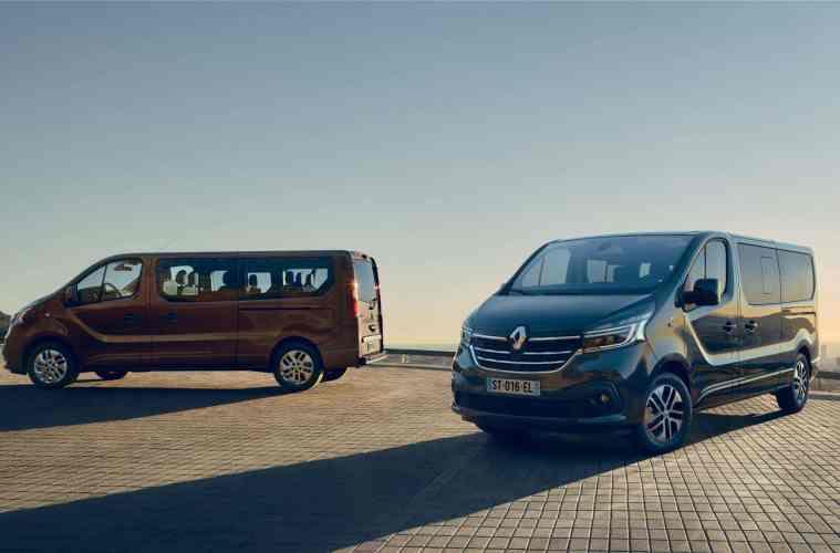 Trafic, Modellpflege, Renault, 2019