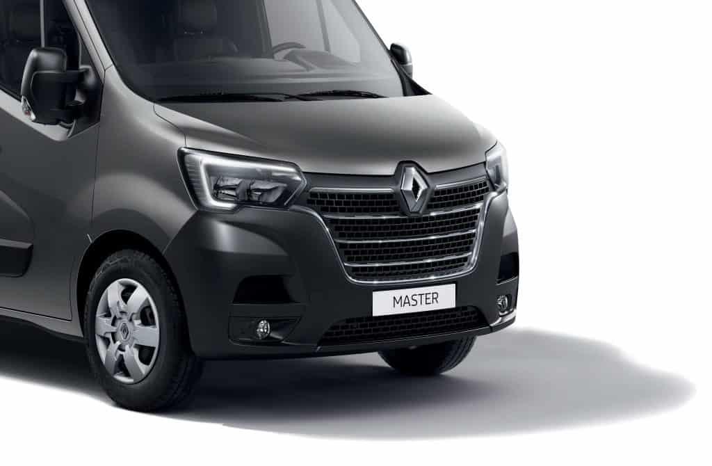 Master, Modellpflege, Kastenwagen, Nutzfahrzeuge, Renault, 2019