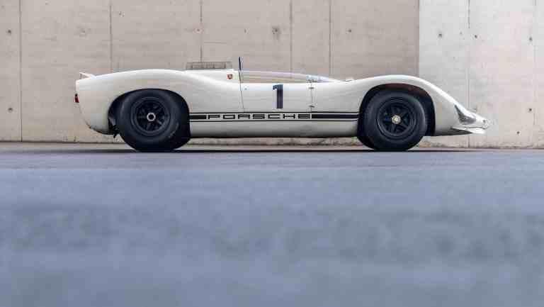 Porsche 910/8 Bergspyder