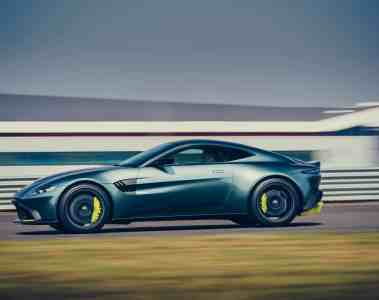 Aston Martin Vantage AMR auf 200 Einheiten limitiert