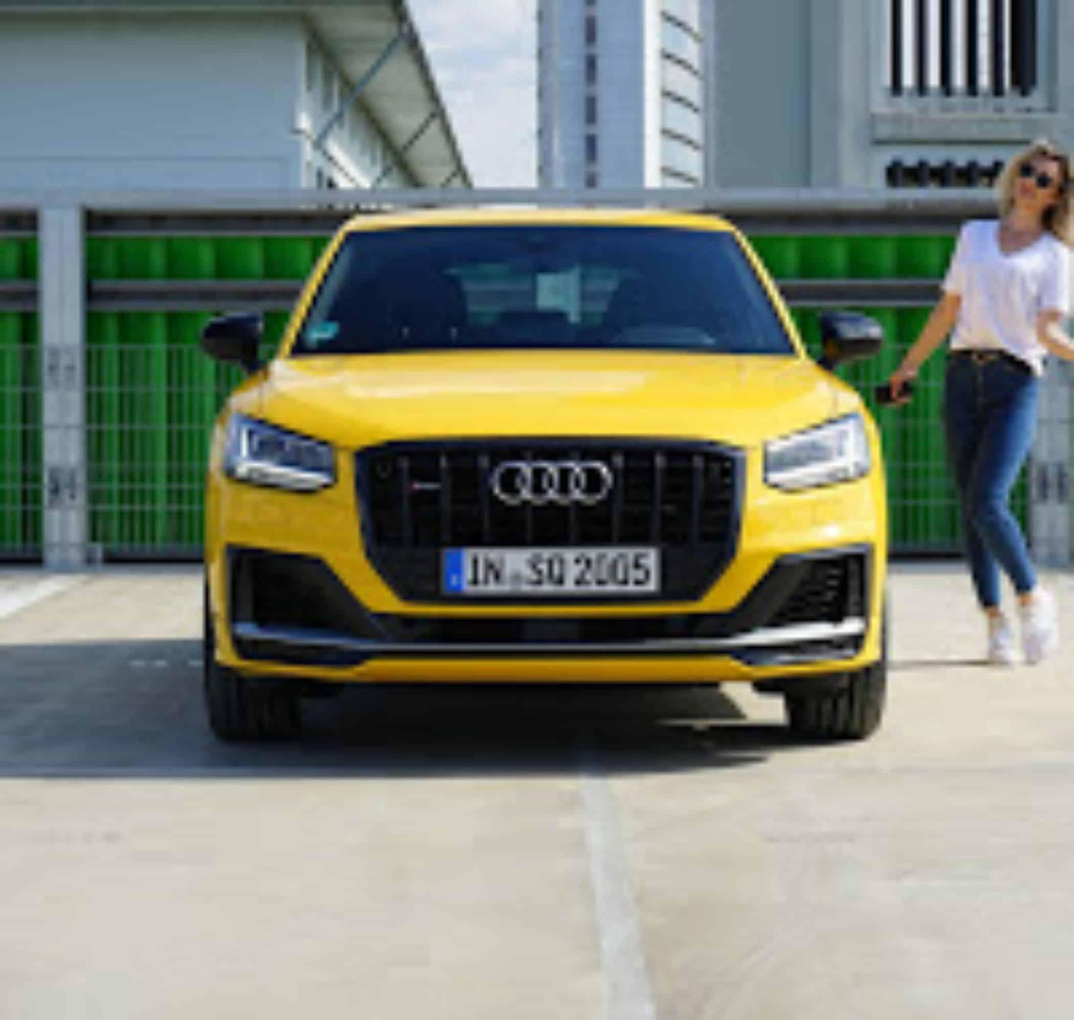Audi SQ2, 2019