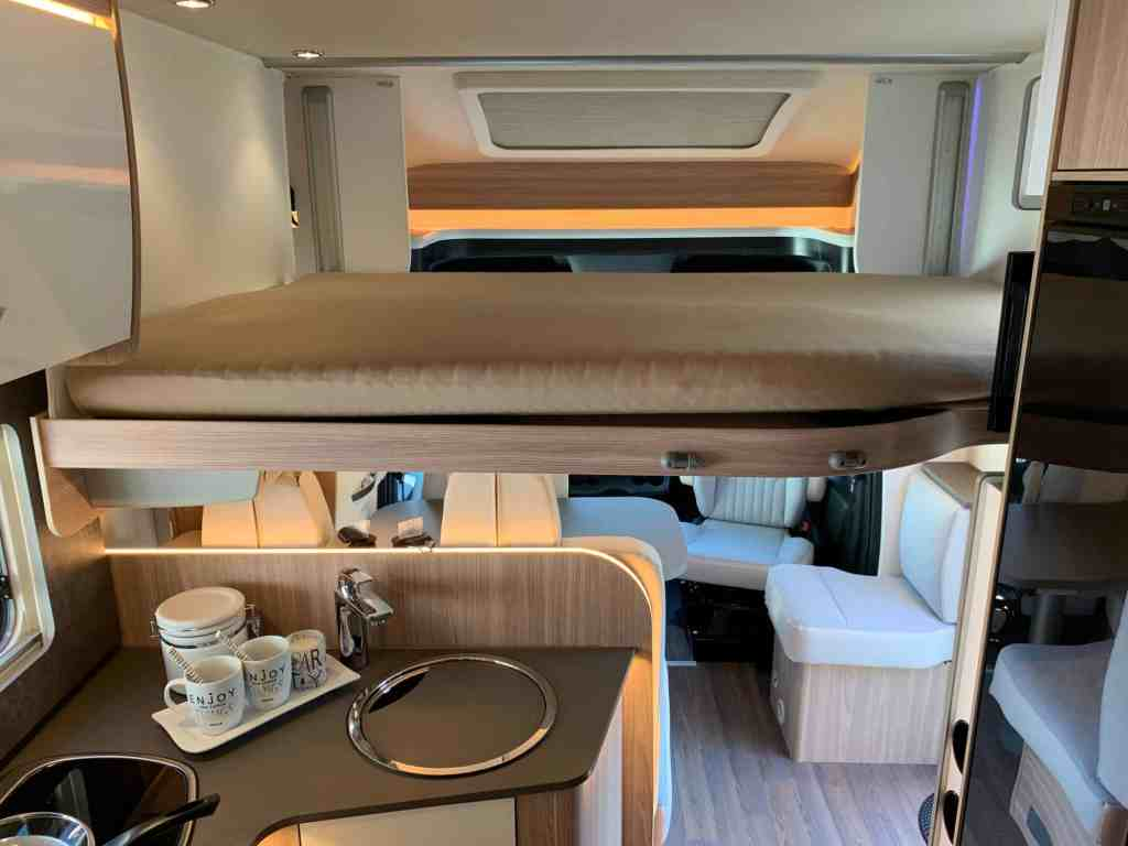 Neuer Bürstner Lyseo M (163 PS) - Reisemobil auf Mercedes Sprinter Basis - Review im Video