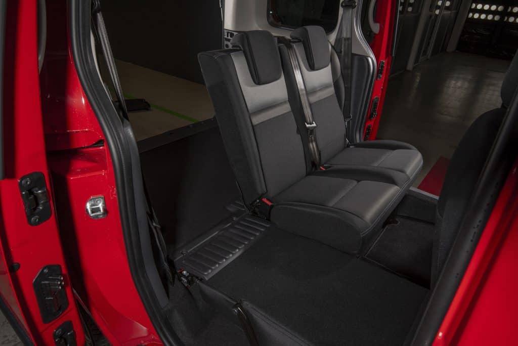 Nissan NV250 - Kastenwagen L1 (2019), Sitzbank