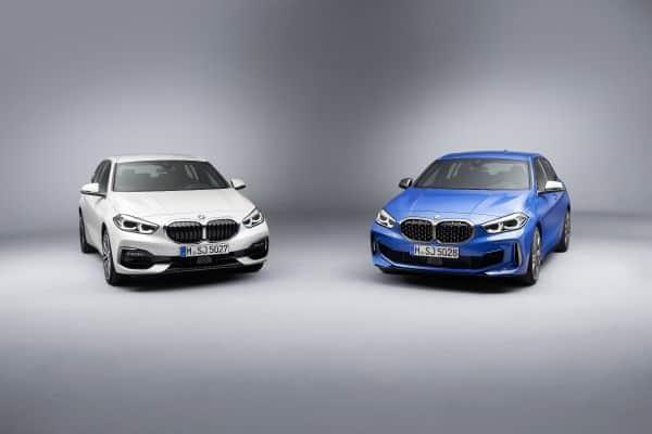 Der neue BMW 1er (05/2019).
