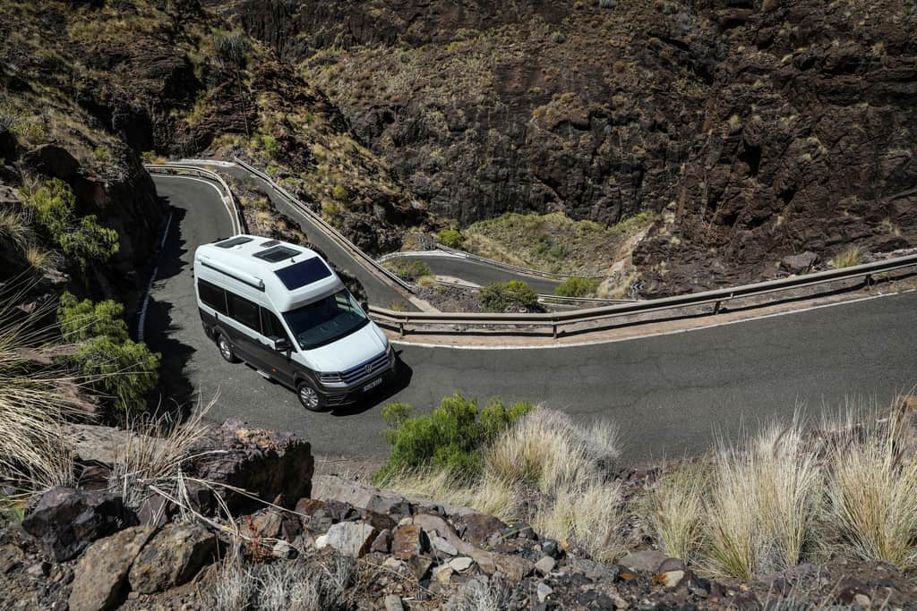 Volkswagen Grand California.