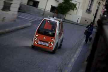Renault EZ-Pod.