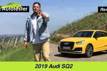 Audi SQ2, Jan Weizenecker