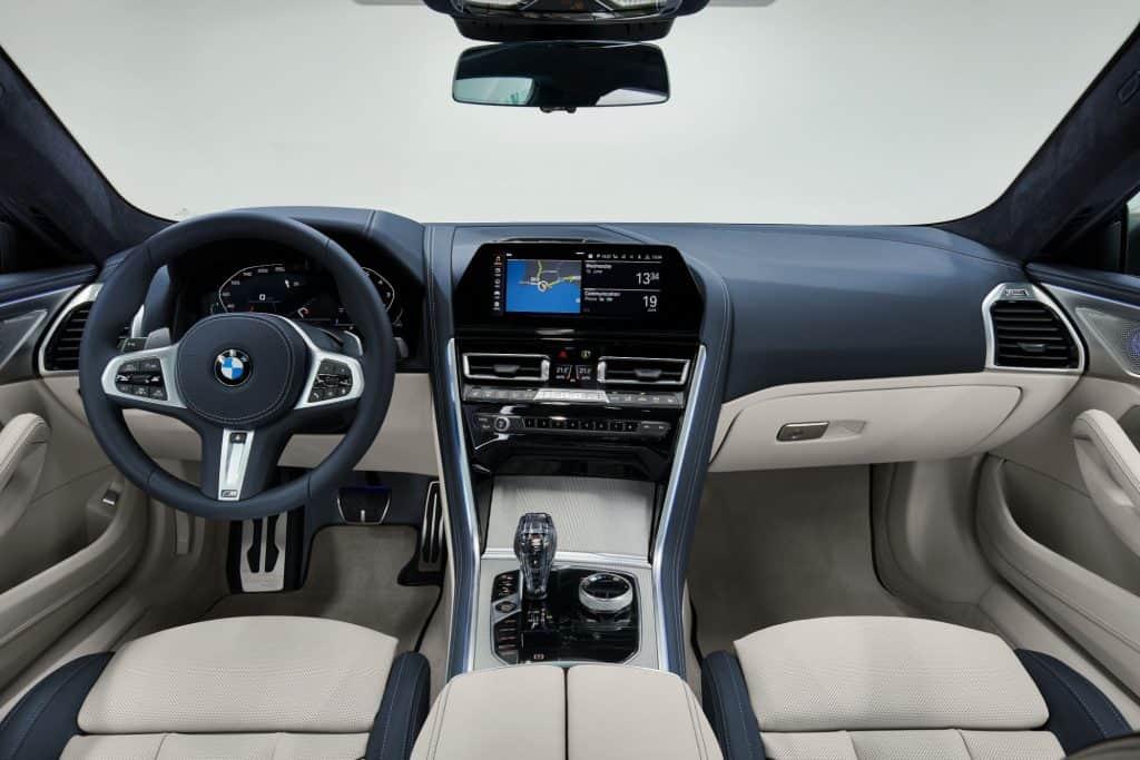 BMW 8er Gran Coupé, Sitze
