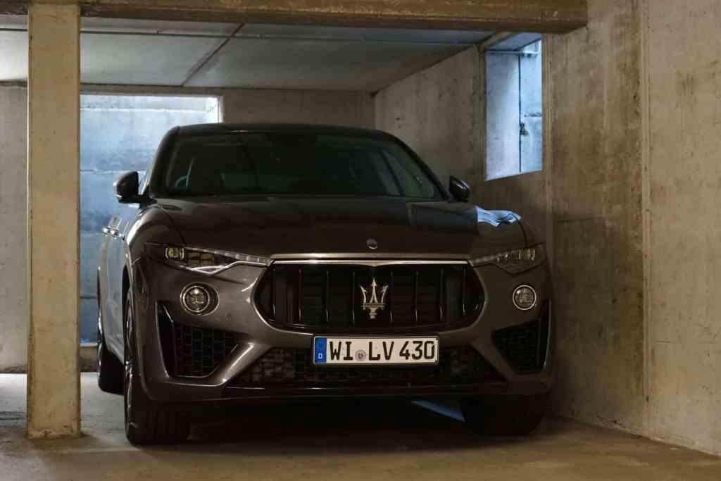 "2019 Maserati Levante S (MY 2019) in der Variante ""GranSport"""