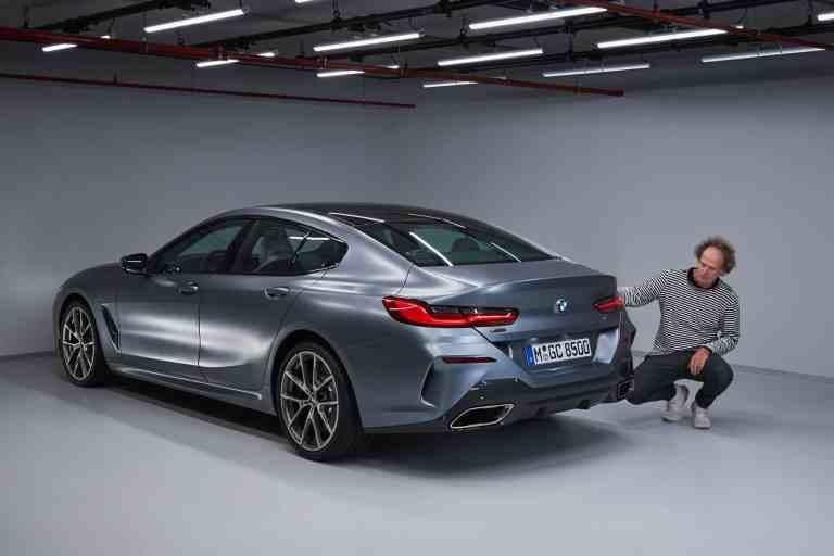 BMW 8er Gran Coupé, Dr Friedbert Weizenecker