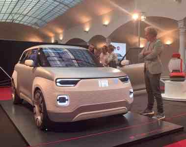 Centoventi - Wird Fiat elektrisch?