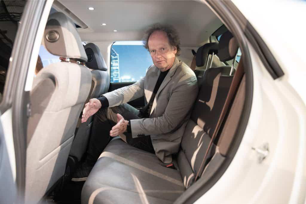 Honda e, Dr Friedbert Weizenecker