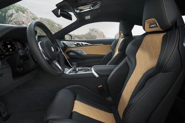 Das neue BMW M8 Competition Coupé (06/2019).