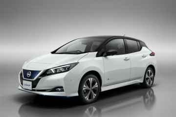 Nissan Leaf e 2019