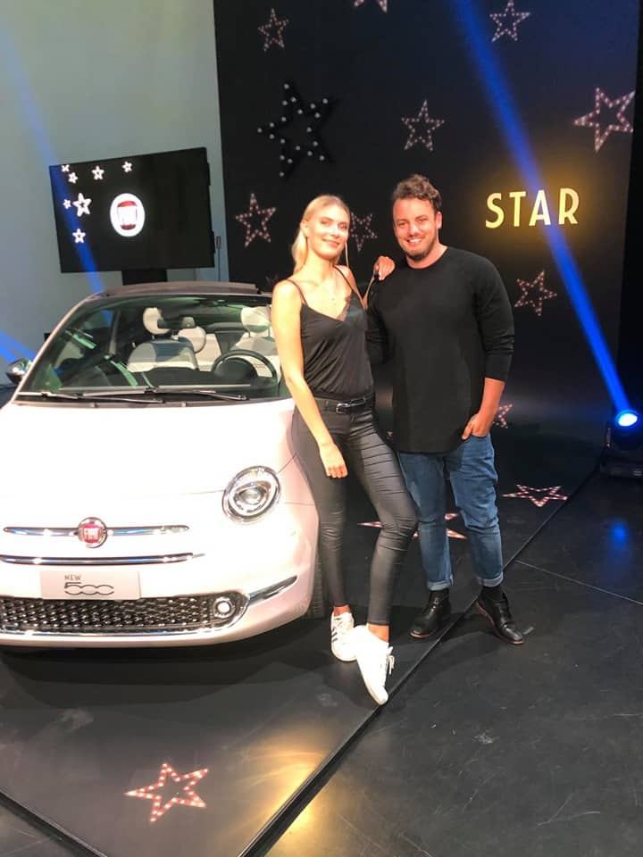 "Fiat 500 ""Star"" vs. ""Rockstar"" (69/85 PS) - Review im Video, Jolina Fust und Jan Weizenecker"