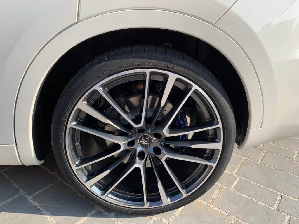 Maserati Levante Trofeo, Felge