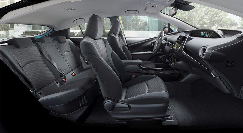 Toyota Prius Plug-in Hybrid.