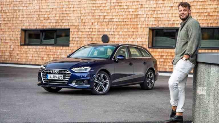 Audi A4 Facelift Avant 35 TDI (163 PS), Jan Weizenecker