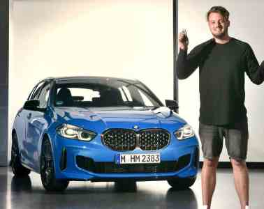 BMW M135i (F40) xDrive, Jan Weizenecker
